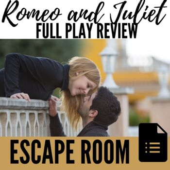 Romeo and Juliet Escape Room