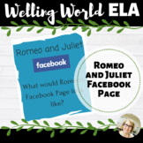 Romeo and Juliet Facebook Page