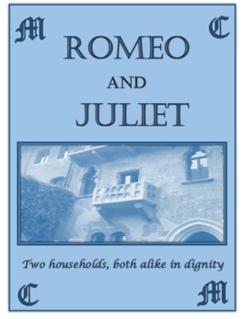 Romeo and Juliet Fill-in-the-Blank Plot Review