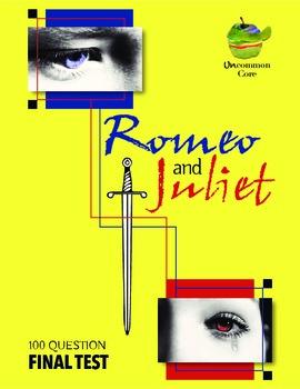 Romeo and Juliet Final Test