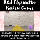 Romeo and Juliet Flyswatter Game