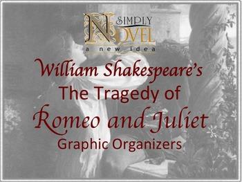 Romeo and Juliet~ Graphic Organizers
