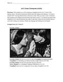 Romeo and Juliet Instagram Activity