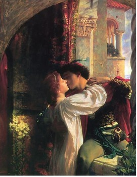 Romeo and Juliet Intro and Tests with KEY