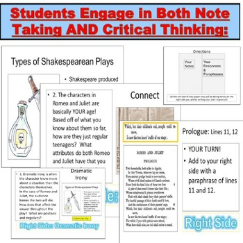Romeo and Juliet Made Easy PPT