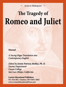 Romeo and Juliet Manual