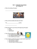Romeo and Juliet Modified Reading Questions