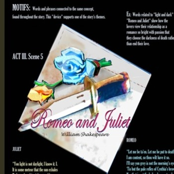 Romeo and Juliet: Motifs