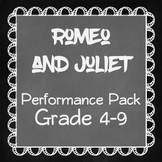 Shakespeare for Kids - 10 Minute Romeo and Juliet