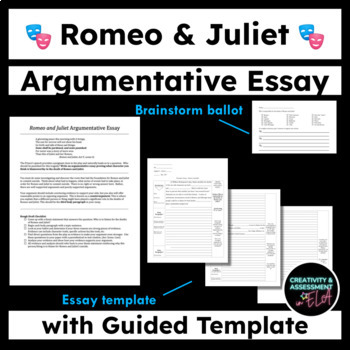 Introduction To Macbeth Essay  Essay Competitions For Adults also Informative Speech Essay Topics Romeo And Juliet Argumentative Essay Template  Who Is Responsible Argumentative Essay Model