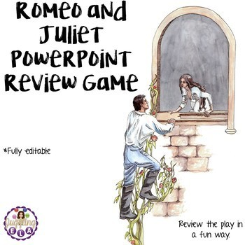Romeo and Juliet PowerPoint Review Game