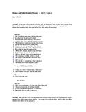 Romeo and Juliet Readers Theater   Act II, scene 5