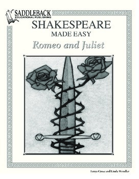 Romeo and Juliet Reading Guide (Shakespeare Made Easy)
