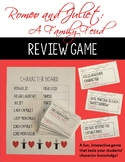 Romeo and Juliet Review Game : A Family Feud