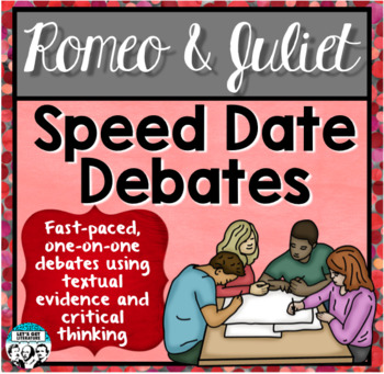 Romeo and Juliet Review Speed Date Debates