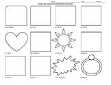 Romeo and Juliet Scene Illustration Summary Handout