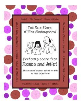 Romeo and Juliet Script
