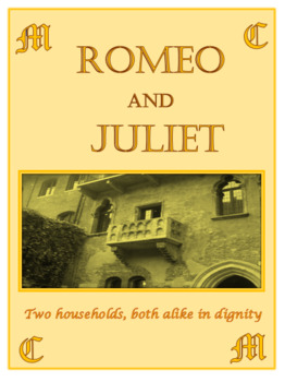 Romeo and Juliet Short Response Quizzes
