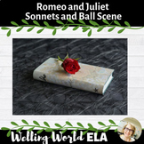 Romeo and Juliet Sonnets and the Ball Scene