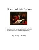 Romeo and Juliet Stations Activity