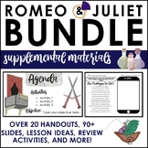 Romeo and Juliet Supplemental Materials BUNDLE