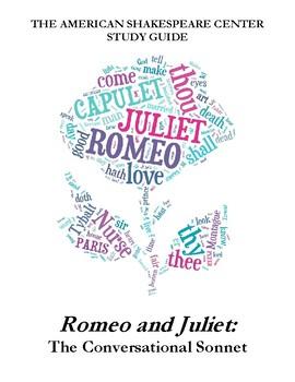 Romeo and Juliet Teacher's Toolbox: Conversational Sonnet