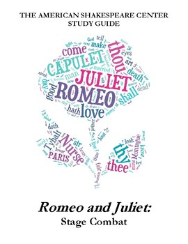 Romeo and Juliet Teacher's Toolbox: Stage Combat