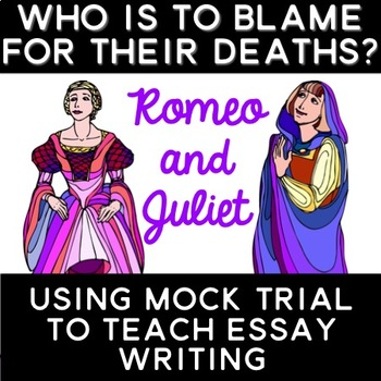 romeo and juliet mock trial