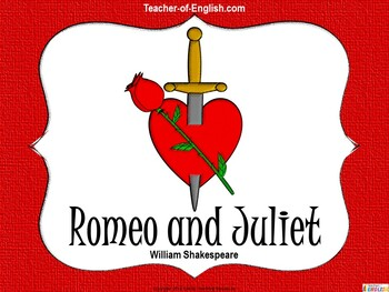 Romeo and Juliet Teaching Unit