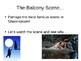 Romeo and Juliet - The Balcony Scene (Act 2, Scene 2) English Literature