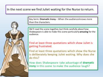 Romeo and Juliet - The Nurse