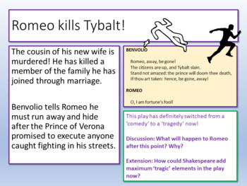 Romeo and Juliet - Tybalt Act 3 Scene 1