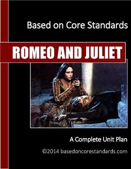 Romeo and Juliet Unit Plan