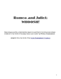 Romeo and Juliet WHOOSH! Script - An Active, Collaborative Intro to Shakespeare
