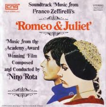 Romeo and Juliet Crossword Puzzle Bundle