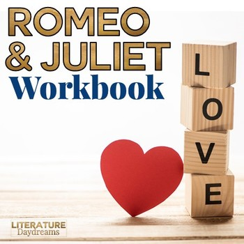 Romeo and Juliet Worksheets