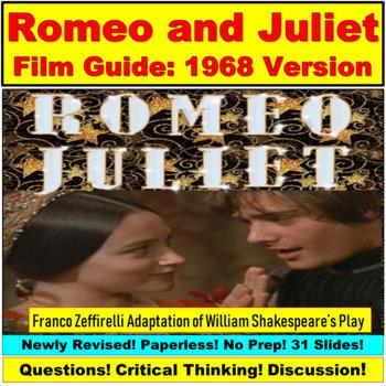 Romeo and Juliet Zeffirelli (1968) Film Powerpoint Guide