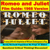 Romeo and Juliet Zeffirelli (1968) Film Powerpoint Guide