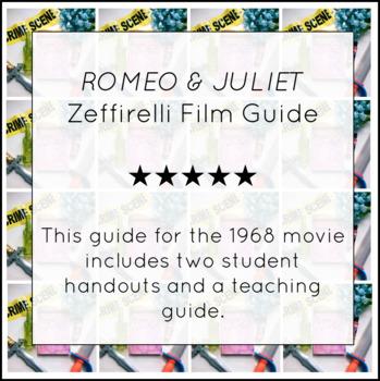 Romeo and Juliet: Zeffirelli Film Guide