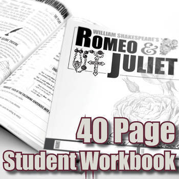 Romeo and Juliet by Shakespeare BUNDLE