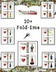 Romeo and Juliet by William Shakespeare Interactive Character Fold-Ems
