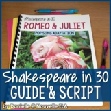 Romeo and Juliet (set to pop songs!) - Shakespeare in 30