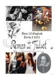 Romeo and Juliet - structured activities
