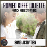 Romeo kiffe Juliette - reflexive verb activity