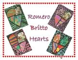 Romero Britto Collage