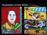 Romero Britto and Pop Art