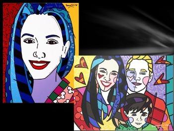 Romero Britto and Pop Art