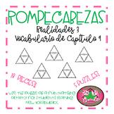 ROMPECABEZAS | Realidades 3 | Chapter 9 Vocabulary Puzzle