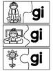 Rompecabezas con Ge Gi y Ce Ci