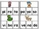 Rompecabezas de Tres Sílabas - Spanish Three-Syllable Puzzles